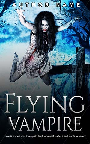 Horror-book-cover-Flying-Scary-Vampire-ideas-Dark-Mist-Night-Best-horror-covers-Bloody-Woman-Dead