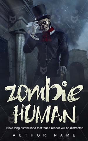 Horror-book-cover-Illustration-Zombie-ideas-Halloween-Cemetery-Gentleman-Gothic