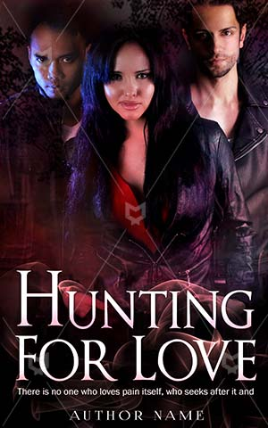 Horror-book-cover-Three-Modern-Vampires-Vampire-covers-Human-Young-Adult-Book-design-horror-Attractive-Werewolves-novel