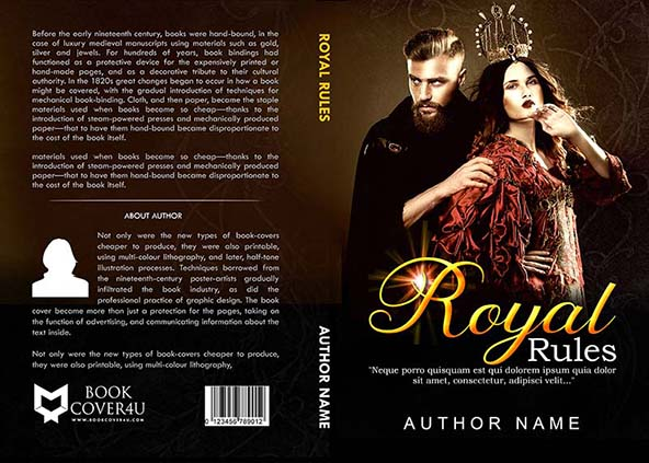 Book Cover Design Rules ~ Romance book cover design royal rules
