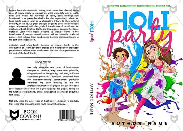 holi information for kids
