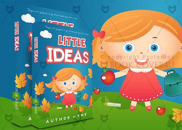 Children S Book Cover Design Tips : Children book cover design little ideas