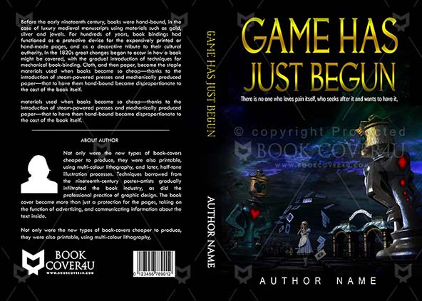 graphic about Printable Video Game Covers known as Thrillers Ebook go over Style - Recreation Includes Simply Started out