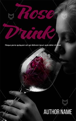 Romance-book-cover-romance-love-drink-rose-woman