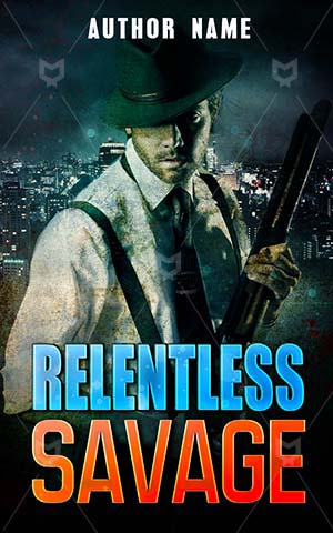 Romance-book-cover-romance-savage-relentless