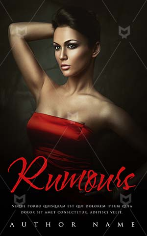 Romance-book-cover-Alone-Woman-Beautiful-Red-Dress-Fantasy-Dark-Room-Romantic-Sexy-Book-Covers