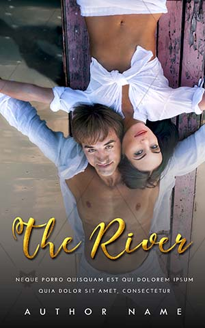 Romance-book-cover-Beautiful-Man-Couple-Romantic-romantic-couple-River-Valentine-Person