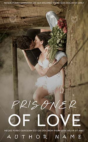 Romance-book-cover-Beautiful-Man-Couple-Romantic-Wood-White-Dress-Love-Female-Sitting-Kissing-Rose-Flowers