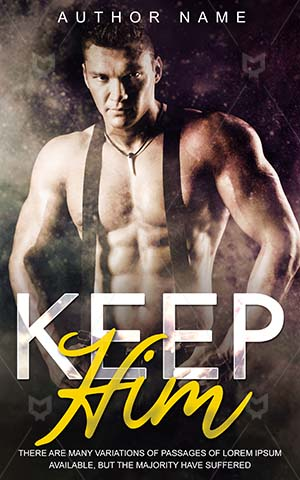 Romance-book-cover-Boy-Pretty-Premade-romance-covers-Keep-Cutie-Muscularity-Men-Book-for-love-stories-Torso