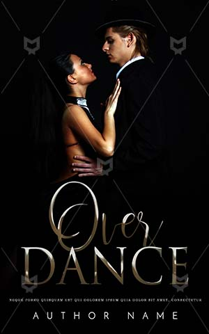 Romance-book-cover-Dancing-Couple-Romantic-Dance-Book-Cover-Design-Beautiful-Lovers-Dark-Room
