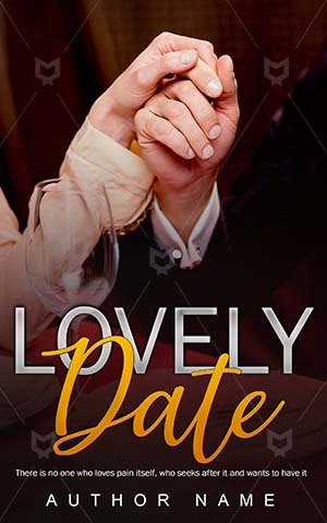 Romance-book-cover-Holding-hands-Couple-for-Valentine-design-Date-Love