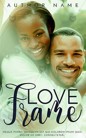 Romance-book-cover-Love-Black-woman-Couple-Romantic-love-summer-Smiling-couple