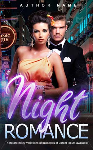 Romance-book-cover-Night-Couple-Lovely-ebook-design-Love-Cute-Embrace-couple-images-Together-Holding