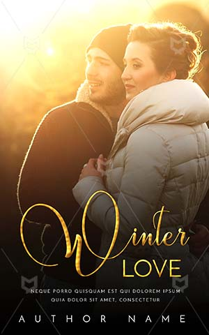 Romance-book-cover-Outdoor-Book-Cover-Couple-With-Sun-Set-Design-Beautiful-Lovers