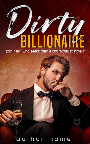 Romance-book-cover-Stylish-Billionare-Rich-Dirty-designers-Male-Man-in-suit-Expression-Smoke