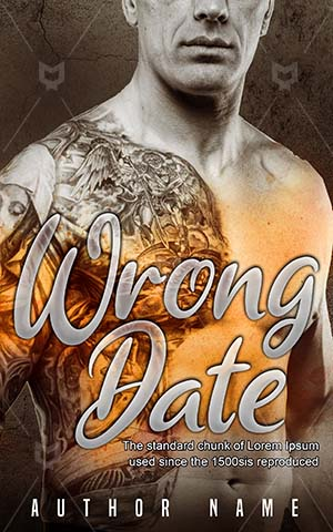 Romance-book-cover-Tough-Posing-Wrong-Beautiful-lovers-romance-Date-Handsome-Muscular-forever-Man-Affectionate