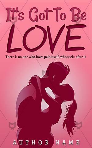 Romance-book-cover-Valentine-day-Love-story-design-Attraction-Couple-First-date-Vector-Couples-Dating-Heart-Emotions