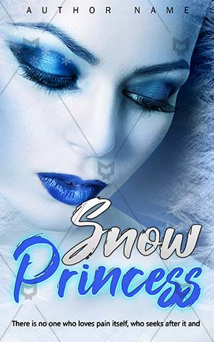 Romance-book-cover-Woman-Snow-Ice-Look-Freeze-design-Fantasy-Glamour-Perfect-Gorgeous-Fairy-Queen-Cold