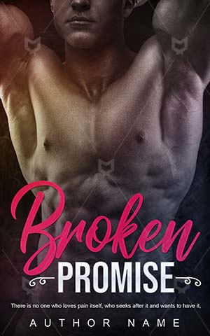 Romance-book-cover-Young-Male-Beauty-Attractive-Macho-Promise-Book-love-story-Men-Broken