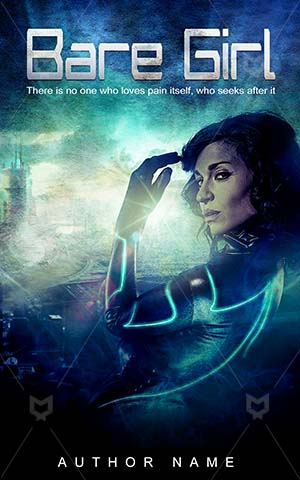 SCI-FI-book-cover-girl-bare-technology