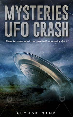 SCI-FI-book-cover-mysteries-crash-ufo