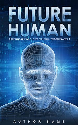 SCI-FI-book-cover-future-robot-human