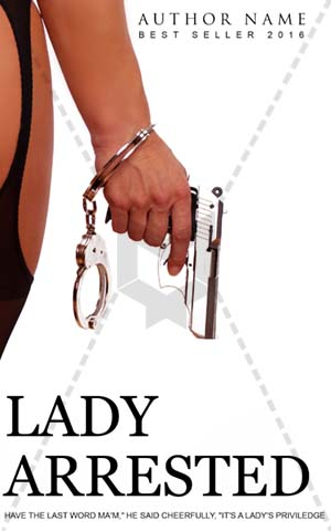 SCI-FI-book-cover-police-agent-lady-gun-fiction
