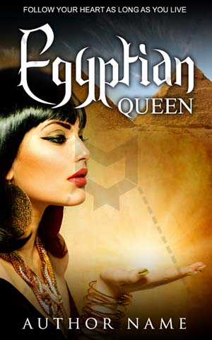 SCI-FI-book-cover-egyptian-history-queen