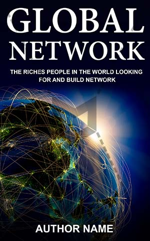 SCI-FI-book-cover-internet-global-network-science