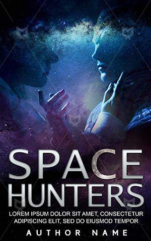 SCI-FI-book-cover-Adult-Space-Mysterious-alien-pictures-Sci-fi-covers-Hunters-Discover-Astronauts-Science-fiction-Dark-Explorer