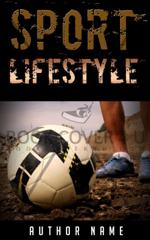 Sports-book-cover-sport-life-foot-ball