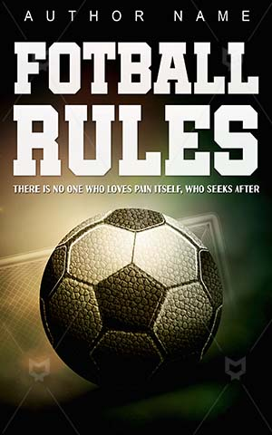 Sports-book-cover-Football-Rules-covers-Soccer-Game-Sport-Leisure-Activity-Illustration-Outdoors-Field-Dark-Grunge-Net-Gate