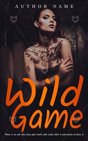 Thrillers-book-cover-wild-girl-game