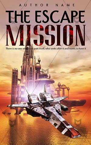 Thrillers-book-cover-mission-escape-thriller