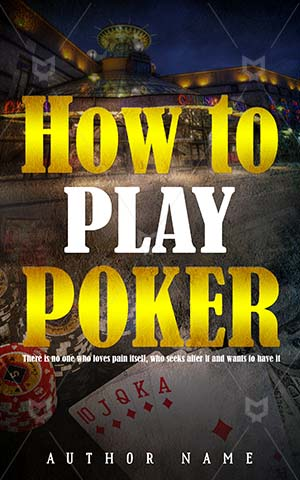 Thrillers-book-cover-game-poker-play