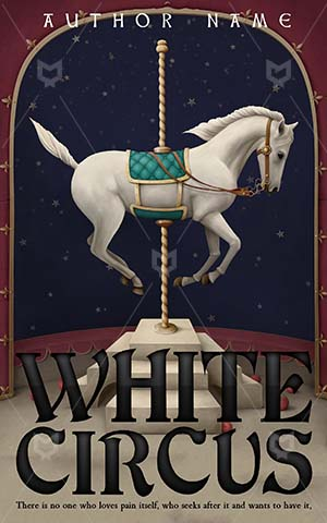 Thrillers-book-cover-horse-white-circus