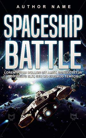 Thrillers-book-cover-Battle-Starship-Transport-Stars-Thriller-Flying-Military-Fiction-Spaceship-Sci-fi-Science-War-Spacecraft