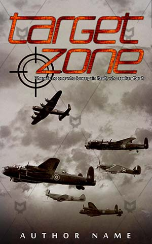 Thrillers-book-cover-Black-Retro-Airplane-Plane-Airplanes-World-war-two-Thriller-covers-Battle-of-britain-Flight-War
