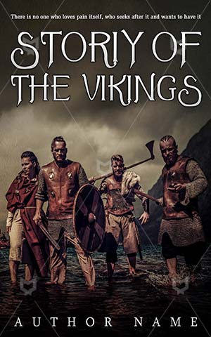 Thrillers-book-cover-Group-River-Warrior-Standing-Armed-Vikings-Barbaric-Viking-Culture-Sword-Ancient-Barbarian-Battle-Historical-Anger